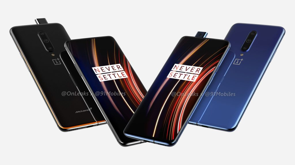 OnePlus 7T Pro and 7T Pro McLaren Edition leak online ahead of the official launch 3