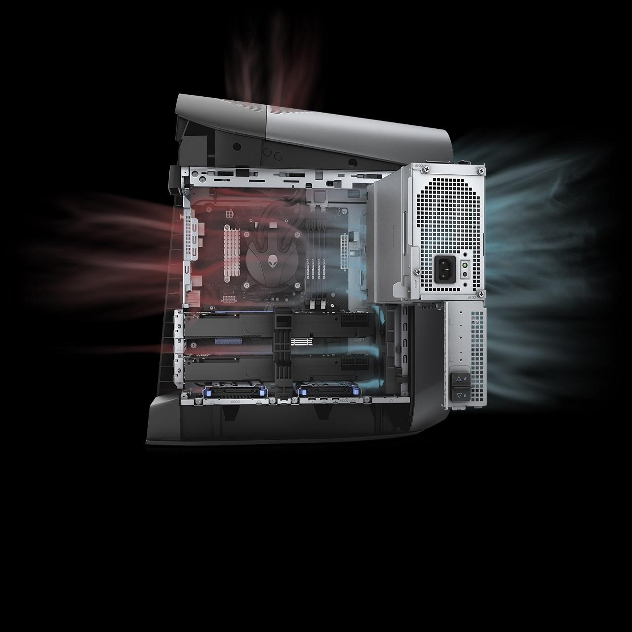 Dell has unveiled the Alienware Aurora R9 desktop at Gamescom 2019 9
