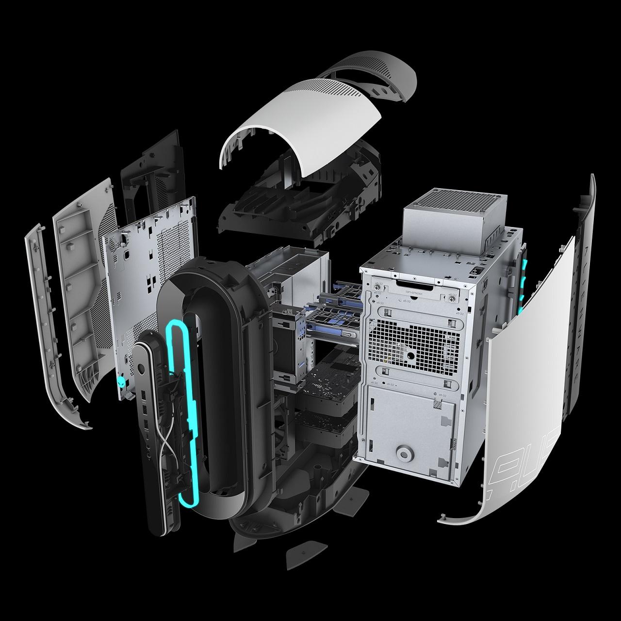 Dell has unveiled the Alienware Aurora R9 desktop at Gamescom 2019 8