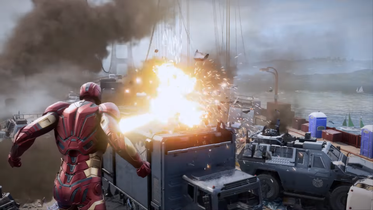 Preview: Marvel's Avengers goes beyond its MCU properties to create a solid action game 3
