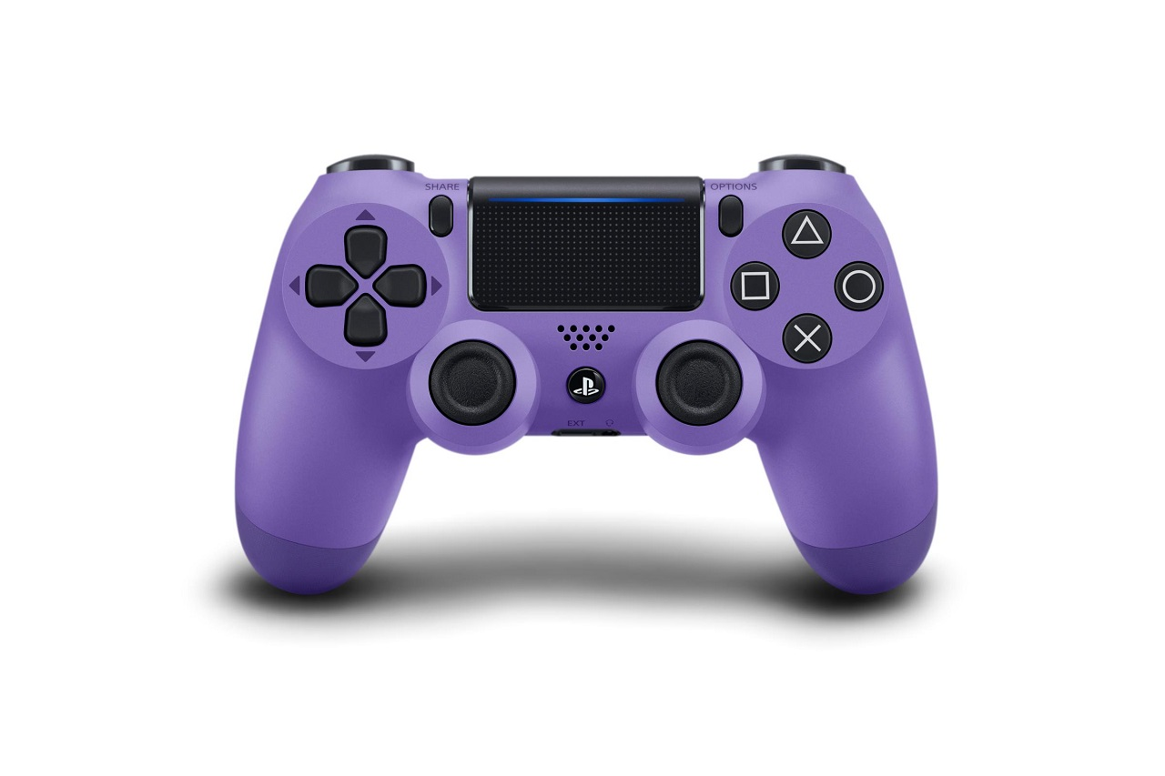 Four new DUALSHOCK 4 controllers are coming 3