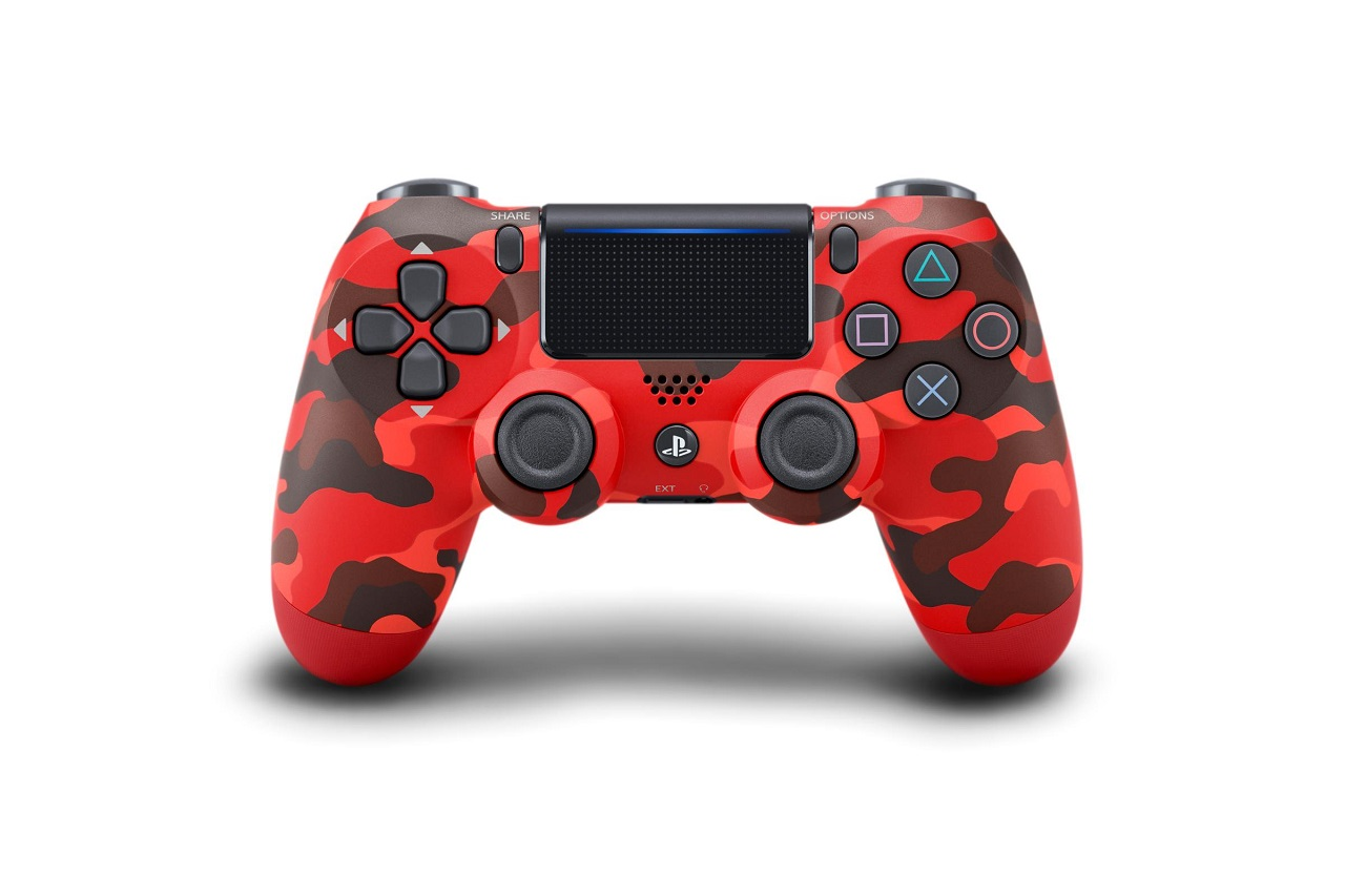 Four new DUALSHOCK 4 controllers are coming 4