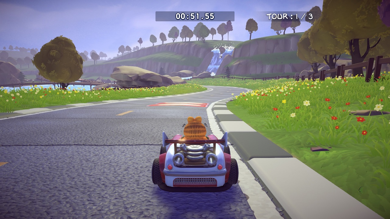 Move Over Death Stranding Garfield Kart Furious Racing Is Coming Mspoweruser