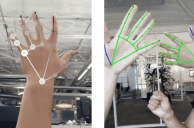 Google is working on cheap AI-based hand tracking for Google Glass 8