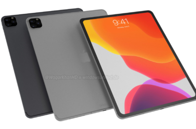 New renders give us the first look at the upcoming iPad Pro 2019 9