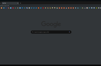Google's Chrome Canary now has an improved dark mode on the New Tab Page 20
