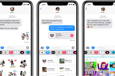 Google publishes proof of concept video of the iMessage bug that gave access to iOS device files 13