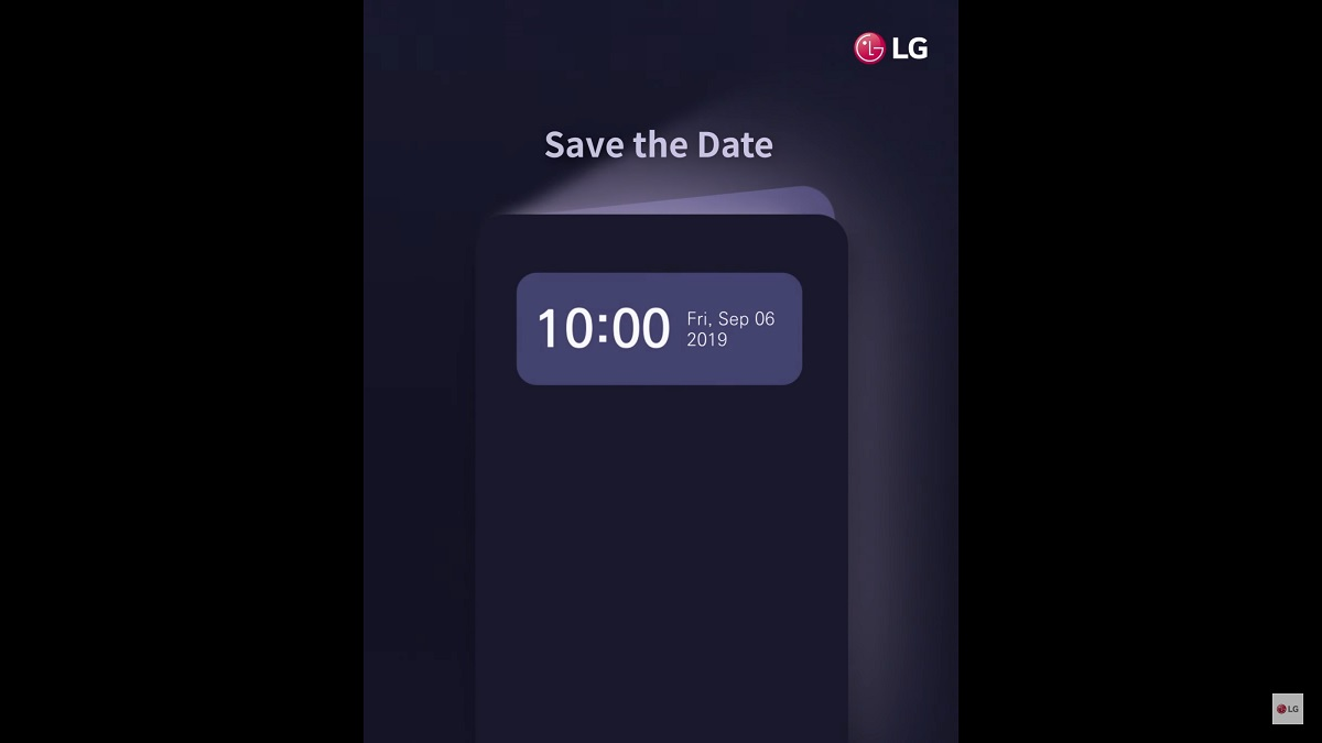 LG's IFA Invite Teases New Dual-Screen Smartphone Incoming
