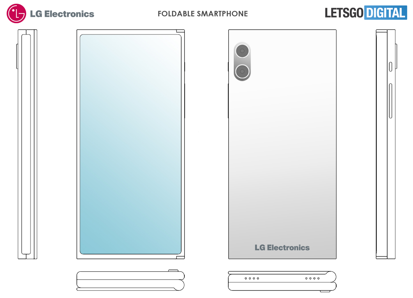 LG solves the tri-fold smartphone problem with innovative patent 3