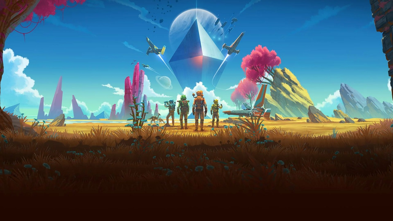 no mans sky beyond release time