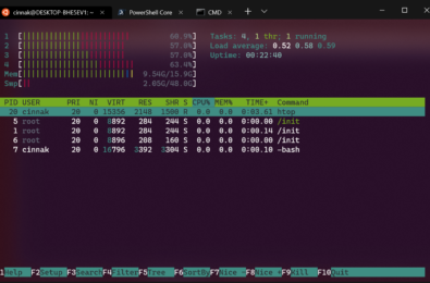 Windows Terminal Preview app updated to v0.4, adds plenty of new features 2
