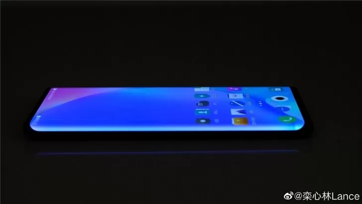 First real-life pictures of Vivo Nex 3 with waterfall screen 'leaked' 1