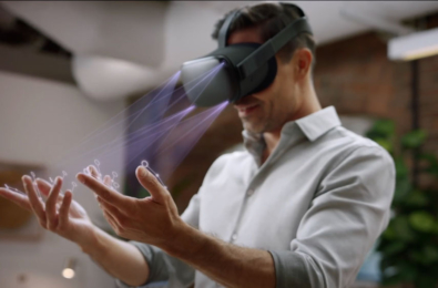 Oculus Quest will track your hands without additional hardware 10