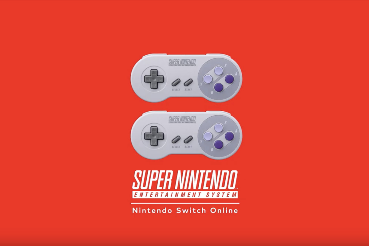SNES games are finally added to Nintendo Switch Online