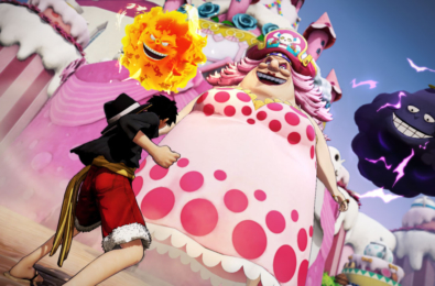 Preview: One Piece Pirate Warriors 4 is a fever dream that's too much fun 10