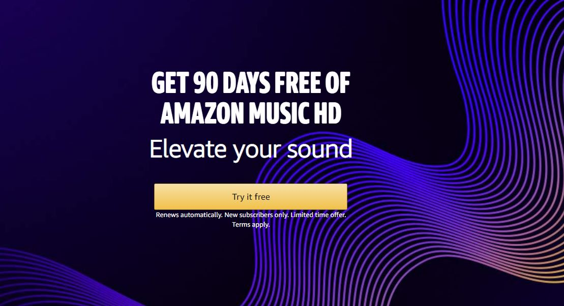 Amazon Music launches new lossless streaming tier for audiophiles