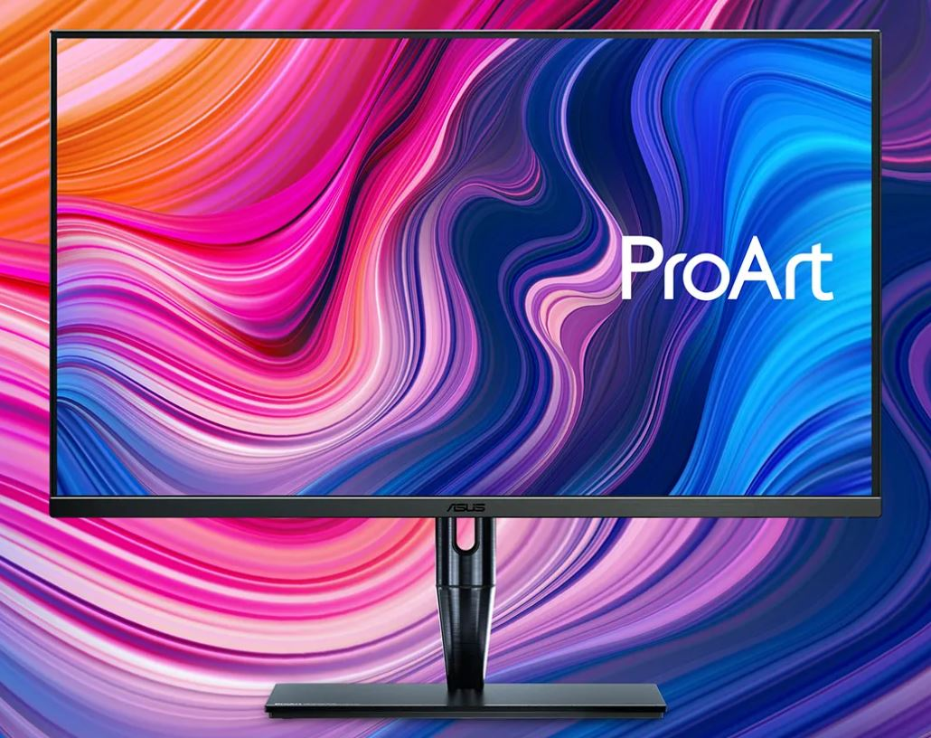 ASUS takes on Apple Pro Display XDR with the new ProArt Display supporting 1600 nits peak brightness 1