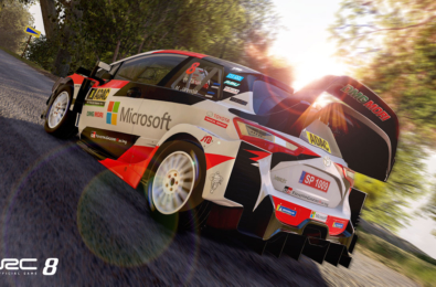 Review: WRC 8 may have tonnes of content but its driving lacks weight 46