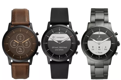 Here's the first look at Fossil's secret smartwatch tech that Google bought for $40 million 7