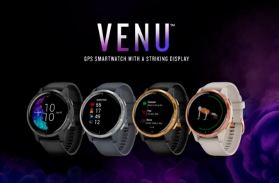 Garmin takes on Apple Watch with the new Venu smartwatch offering 5-day battery life 9