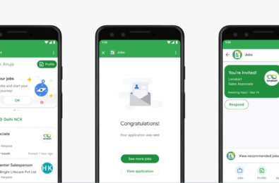 Google makes it easy to find entry-level jobs in India 2