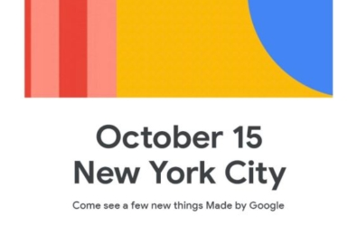 Confirmed: Google to announce Pixel 4 devices on October 15 16