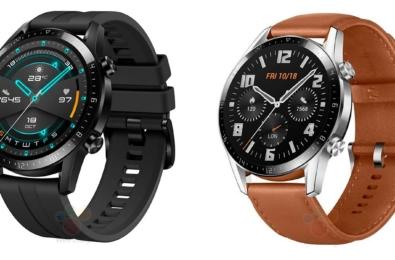 Renders of the upcoming Huawei Watch GT 2 leaked 11