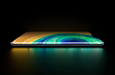 Download these amazing stock wallpapers of Huawei Mate 30 Pro 5