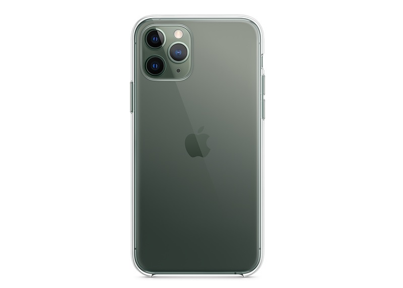 photo of Apple now selling official clear case for iPhone 11 Pro and iPhone 11 Pro Max image