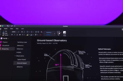 Microsoft rolling out Dark Mode for OneNote app on Mac 13