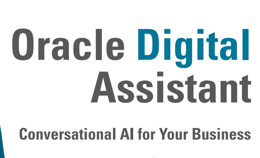 Oracle Digital Assistant now available in Microsoft Teams 1