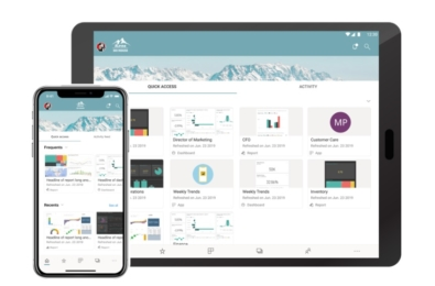 Microsoft announces updated PowerBI mobile app with new look and more 1