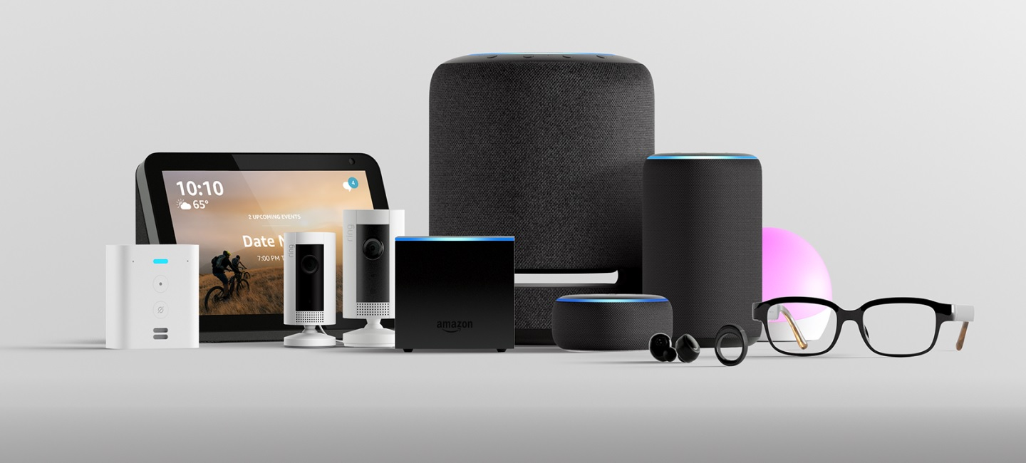 Here's everything Amazon announced today