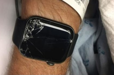 PSA: Inspiring Apple Watch story suggests Fall Detection is not just for the elderly 7
