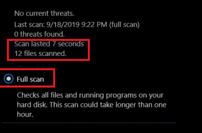 Now Windows 10 September Update is breaking Windows Defender 4