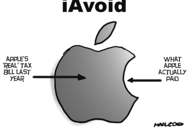 Here's how Apple defended 20 years of tax evasion worth €13 billion 11