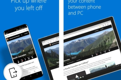 Microsoft Edge for Android updated with support for Dark Mode on Android Q 8