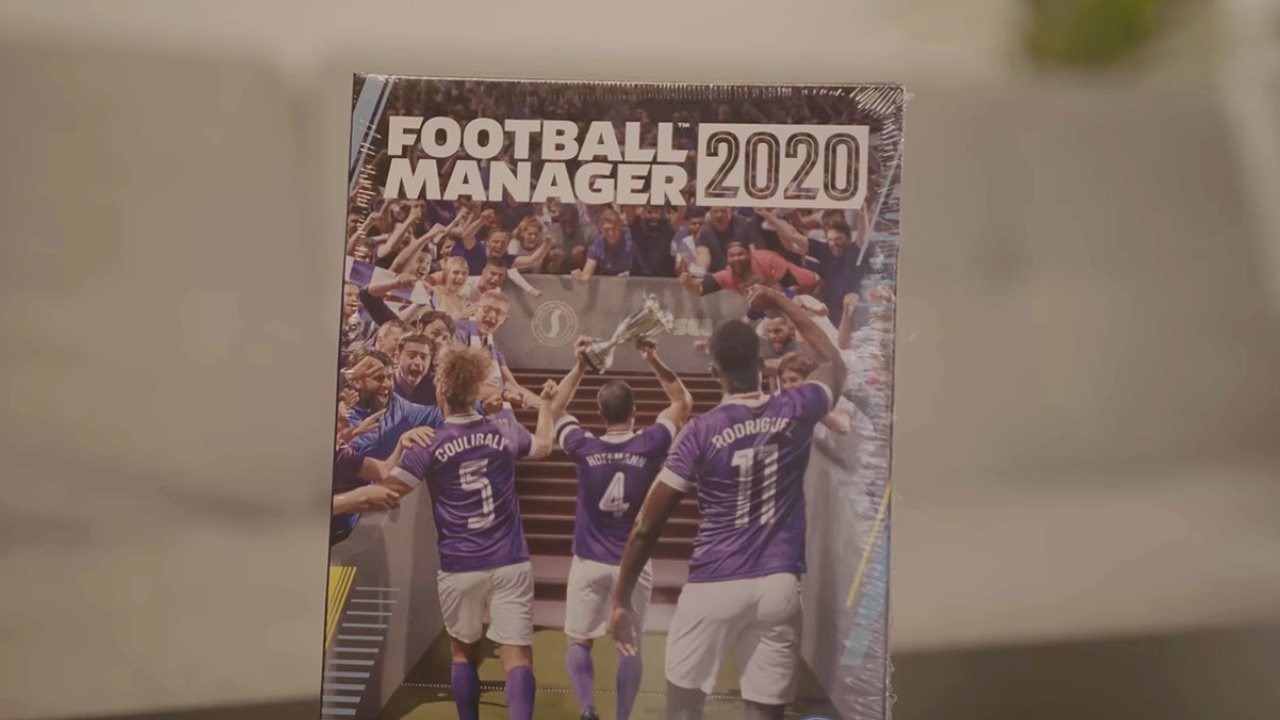 You can eat Football Manager 2020's eco-friendly and vegan packaging 1