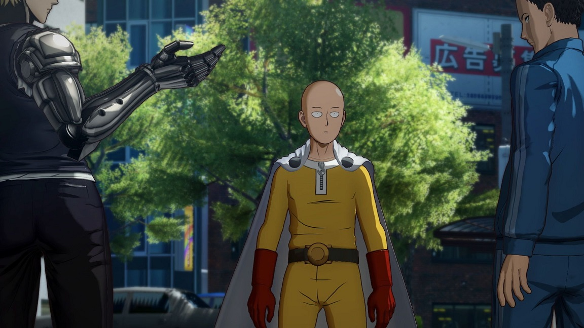 Preview: One Punch Man: A Hero Nobody Knows is more than a one hit wonder 1