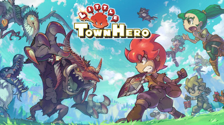 Review: Little Town Hero is an adventurous albeit unimpressive RPG