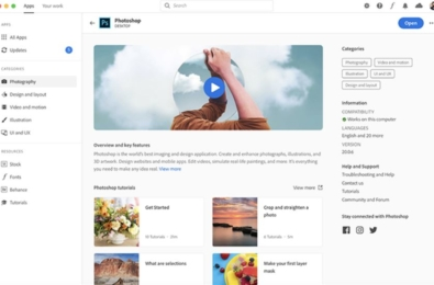 Adobe announces all new Creative Cloud desktop application for Windows and Mac 15