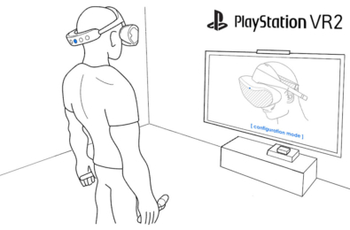 Sony PSVR2 patent shows wireless camera and upgraded controllers 9