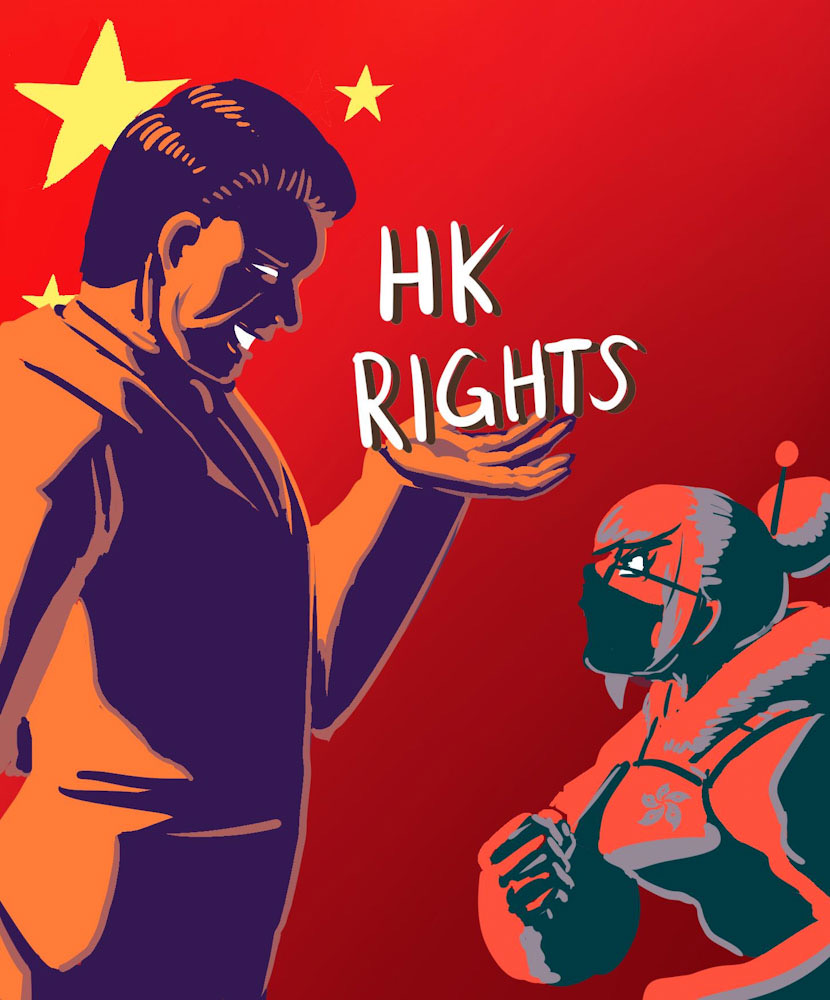 Hong Kong protesters turn Overwatch's Mei into freedom symbol following Blizzard's protest censorship 4