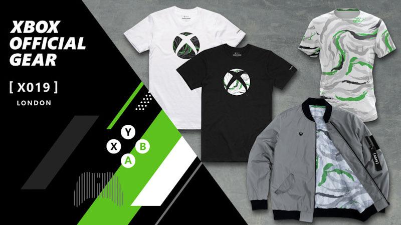 Xbox announces exclusive X019 controller and apparel 2