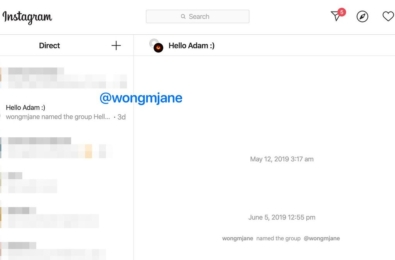 Instagram wants to bring Direct to the desktop web 2