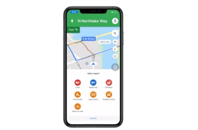 Google Maps introduces new ways to report driving incidents 18