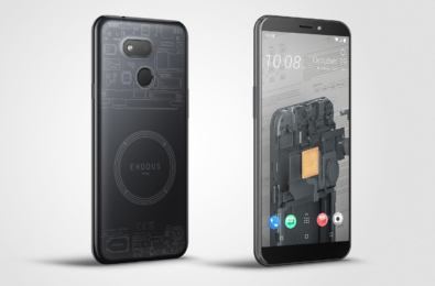 HTC launches a new crypto focused Android phone...with Oreo 4