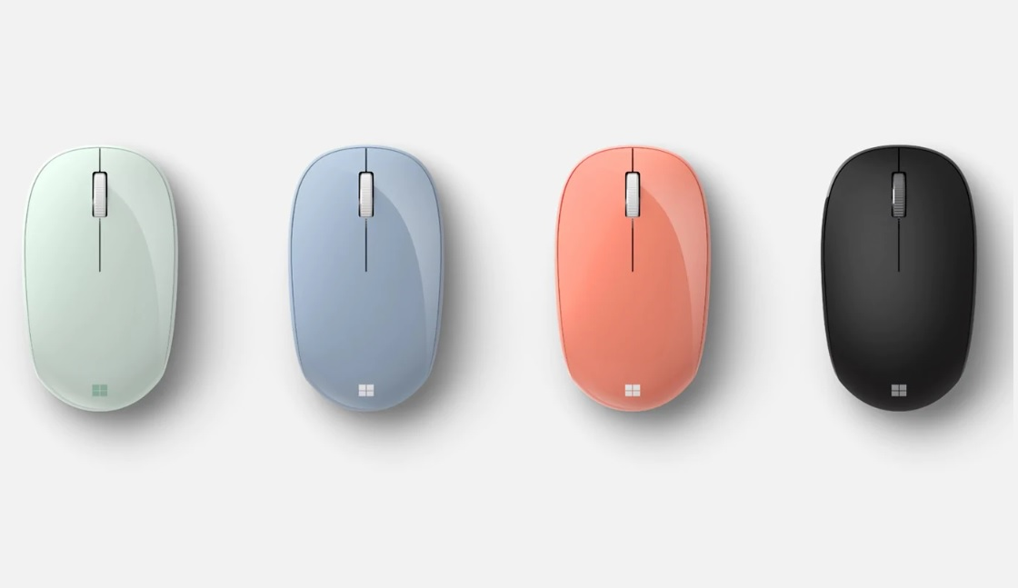 Microsoft Reveals New Bluetooth Keyboard And Mouse Pre Order It Now Mspoweruser