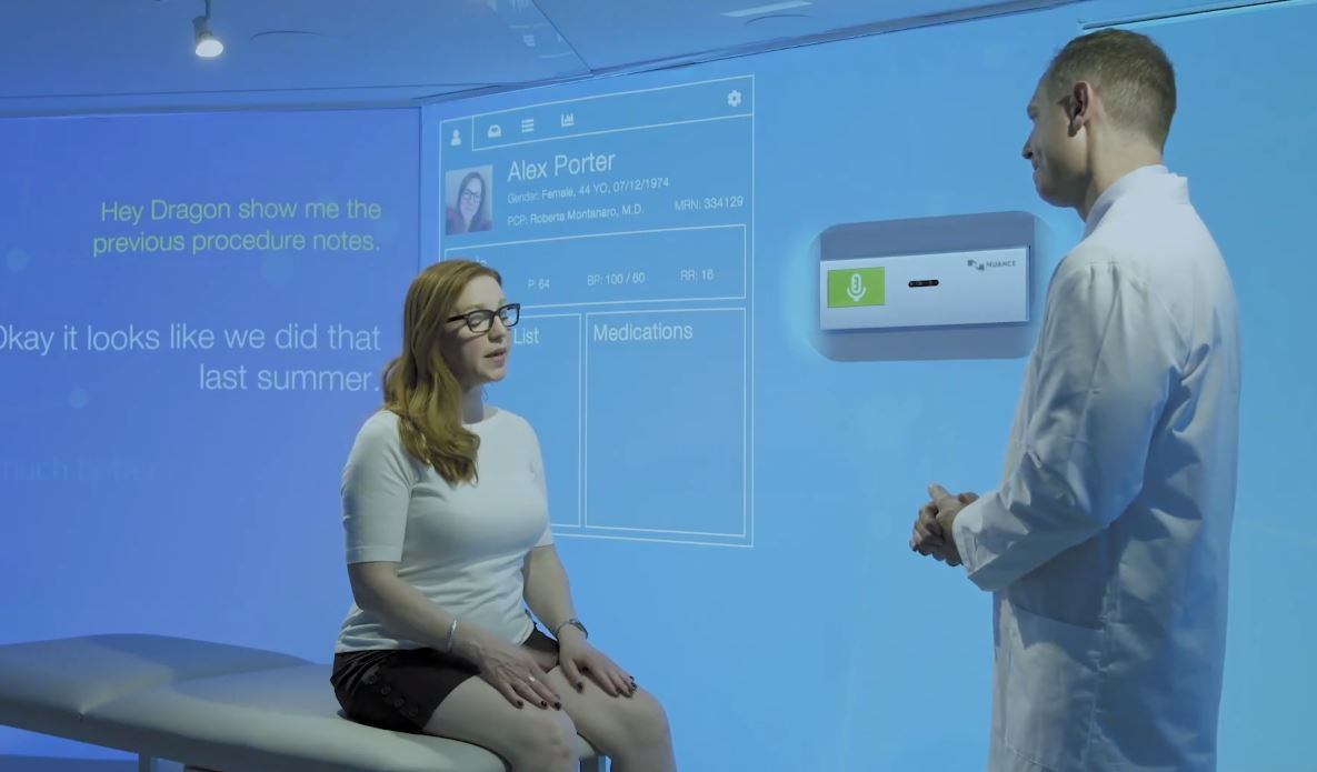 Microsoft partners with Nuance to revolutionize the doctor-patient experience