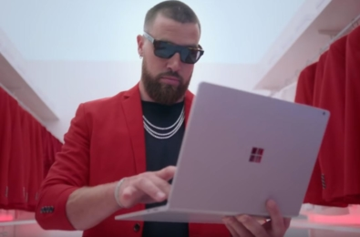 Latest Microsoft Surface ad features five Anything but Ordinary NFL superstars 3